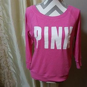 Vs Pink vintage sweatshirt